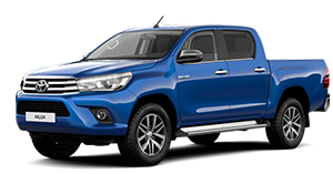 Toyota Hilux - Concessionario Toyota a Roma Via Silicella