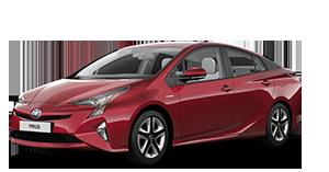 Toyota Prius - Concessionario Toyota a Roma Via Silicella