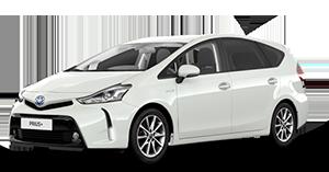 Toyota Prius+ - Concessionario Toyota a Roma Via Silicella