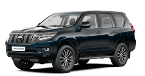 Toyota Land Cruiser - Concessionario Toyota a Roma Via Silicella